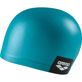 arena Logo Moulded Swimming Cap, mint
